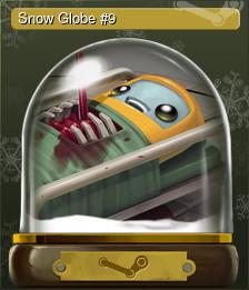 Snow Globe #9