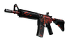 M4A4 | Howl (Well-Worn)