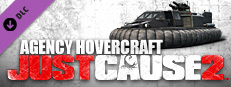 Just Cause 2: Agency Hovercraft