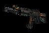 Galil AR | Orange DDPAT (Field-Tested)