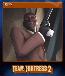 SPY (Game Card)