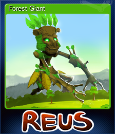 Forest Giant (Trading Card)