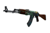 StatTrak™ AK-47 | Fire Serpent (Well-Worn)