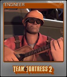 ENGINEER (Foil)