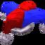Jester Hat Blue