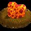 Dino Eggnest Lava