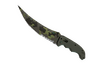 ★ StatTrak™ Flip Knife | Boreal Forest (Minimal Wear)