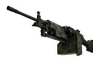 M249 | Jungle DDPAT (Well-Worn)