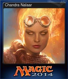 Chandra Nalaar (Trading Card)