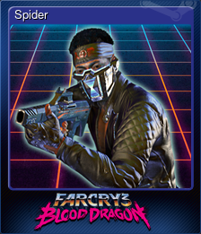 Spider (Trading Card)