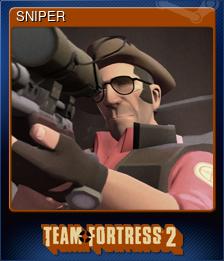 SNIPER (Game Card)