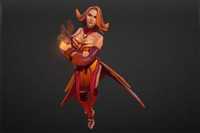 Taunt: Get Burned - Lina