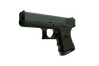 Souvenir Glock-18 | Groundwater (Well-Worn)