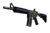 M4A4 | Tornado (Well-Worn)