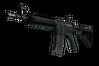 StatTrak™ M4A4 | Faded Zebra (Battle-Scarred)
