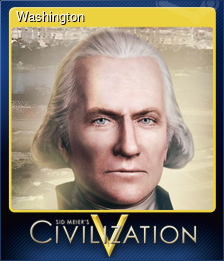 Washington (Trading Card)