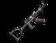 Battle Scarred AK47