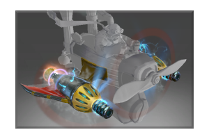 Atomic Ray Thrusters