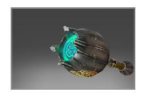 Infused Mace of the Fissured Soul