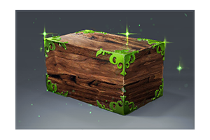 Effigy Block of The Fall 2016 Battle Pass Level II