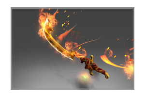 Blade of the Wandering Flame