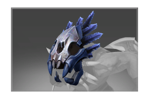 Infused Helm of the Primeval Predator