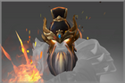 Cap of the Smoldering Sage