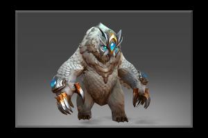 True Form of the Arctic Owlbear Clan