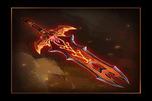 Genuine Heavy Wingblade