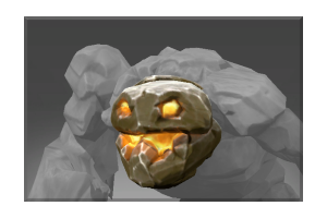 Head of the Igneous Stone