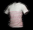 Striped T-shirt (Pink)