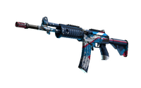StatTrak™ Galil AR | Rocket Pop (Well-Worn)