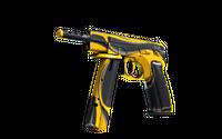 CZ75-Auto | Yellow Jacket (Minimal Wear)