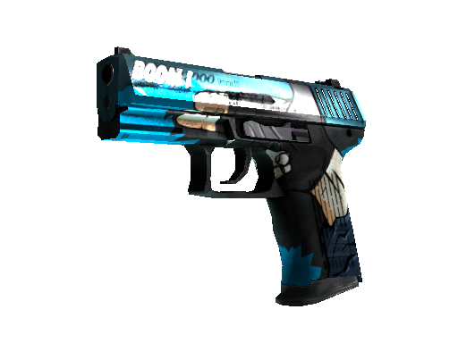 P2000 | Handgun (Well-Worn)