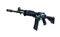 Galil AR | Rocket Pop (Battle-Scarred)