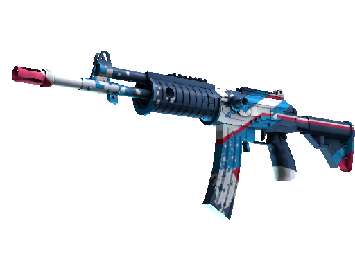 StatTrak™ Galil AR | Rocket Pop (Minimal Wear)