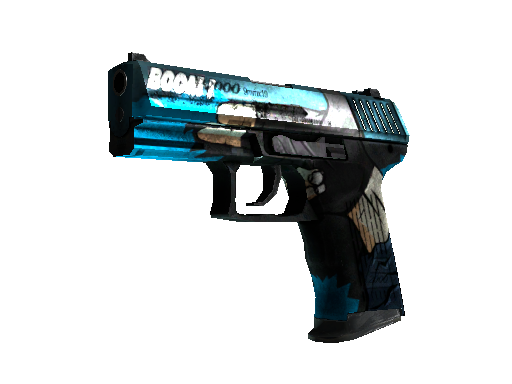 P2000 | Handgun (Battle-Scarred)