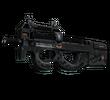 StatTrak™ P90   Элитное снаряжение (Закаленное в боях)