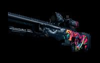 StatTrak™ AWP | Hyper Beast (Factory New)