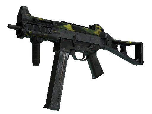 StatTrak™ UMP-45   Riot (Battle-Scarred)