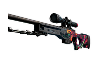 StatTrak™ AWP | Hyper Beast (Battle-Scarred)
