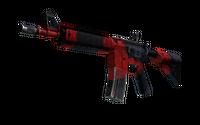 StatTrak™ M4A4 | Evil Daimyo (Field-Tested)