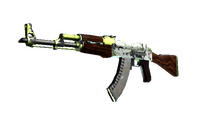 AK-47 | Hydroponic (Well-Worn)
