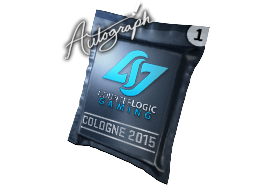 Autograph Capsule | Counter Logic Gaming | Cologne 2015