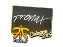 Sticker | pronax | Cologne 2015
