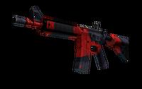 StatTrak™ M4A4 | Evil Daimyo (Minimal Wear)