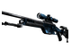 StatTrak™ SSG 08 | Abyss (Well-Worn)
