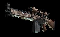 Souvenir G3SG1   Desert Storm (Factory New)