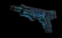 MAG-7 | Cobalt Core (Well-Worn)