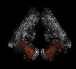 Dual Berettas   Драконий дуэт (Закаленное в боях)